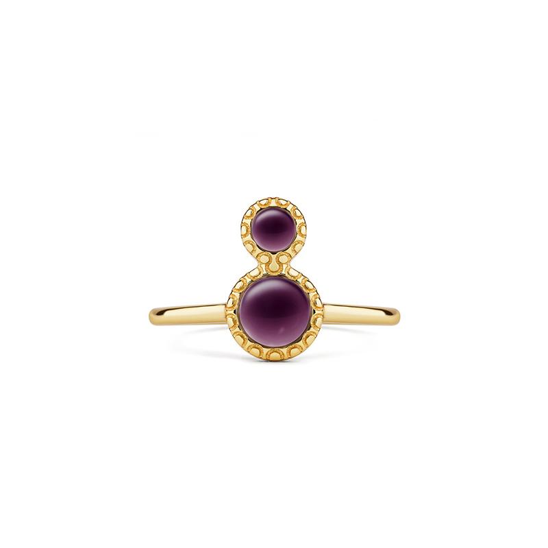 C&C 静谧晶彩戒指